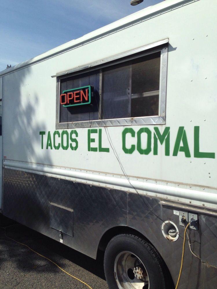 tacos el comal & Las Palmas Espresso: 420 N Columbia Ave, Connell, WA