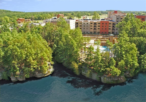 Chula Vista Resort Condominiums Wisconsin Dells Wi: Chula Vista Resort 2501 River Rd Wisconsin Dells, WI