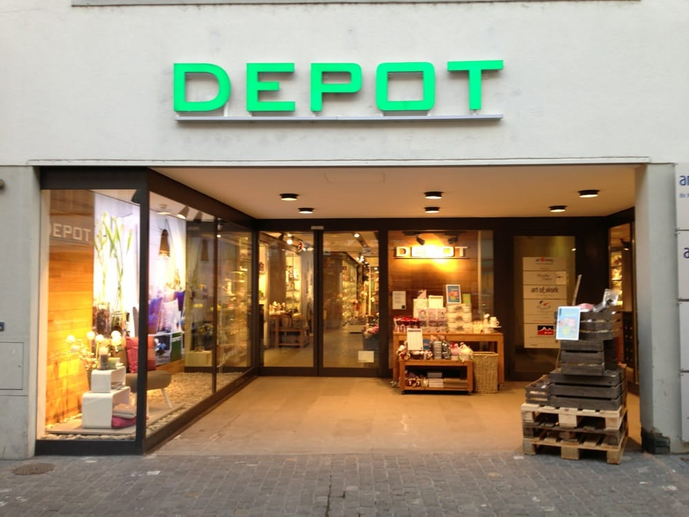 Depot Wohnaccessoires Rennweg 42 Kreis 1 Z Rich