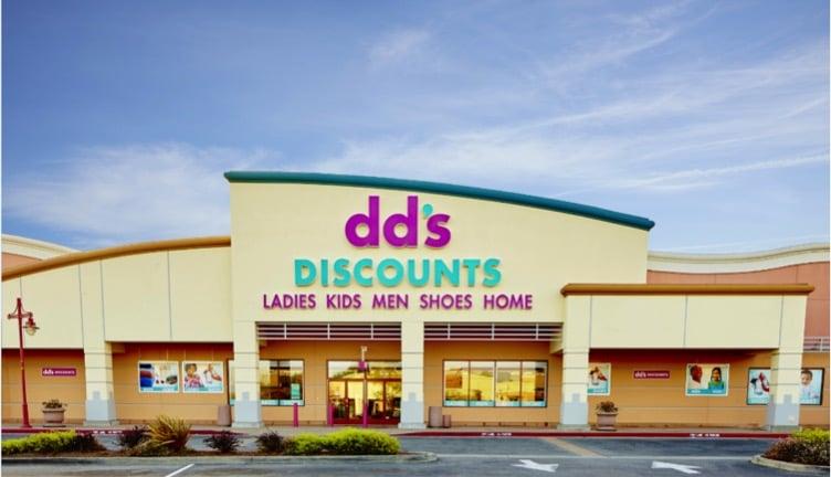 dd's DISCOUNTS: 2213 South Cooper St, Arlington, TX