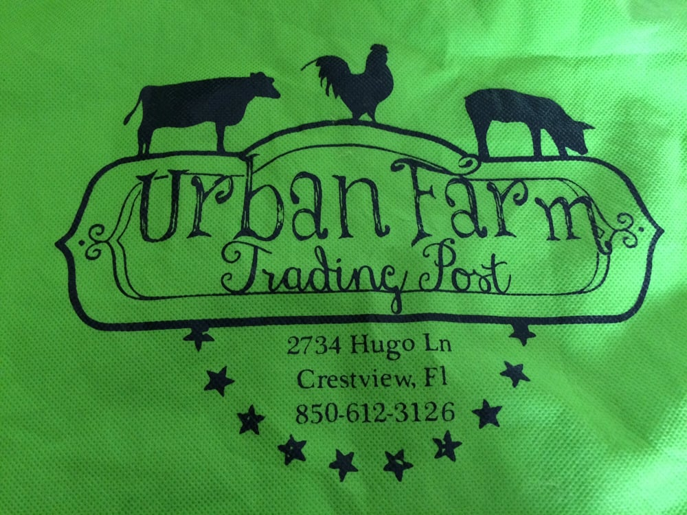 Urban Farm Trading Post: 2734 Hugo Ln, Crestview, FL