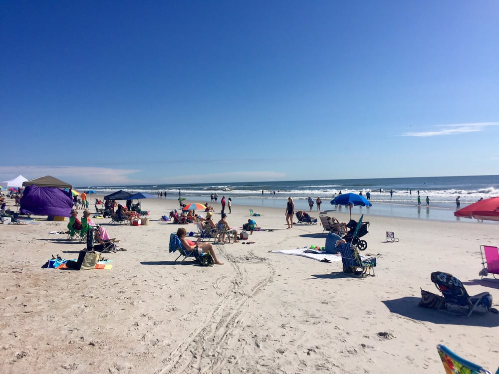 Photo of Mickler's Beach - Ponte Vedra Beach, FL, United States