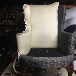 Photo Of JR Upholstery   West Chicago, IL, United States. Before