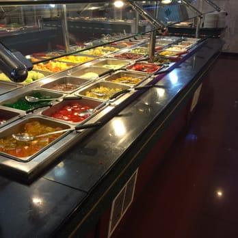 Pagoda asian buffet