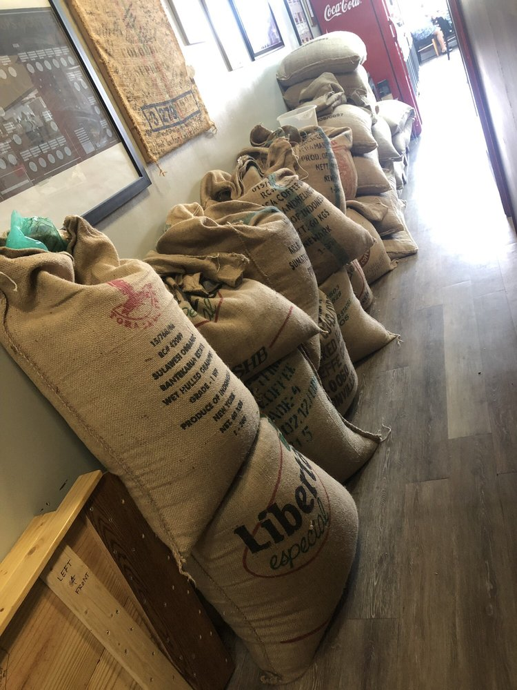 Cattle Dog Coffee Roasters: 2416 N Heritage Oaks Path, Hernando, FL