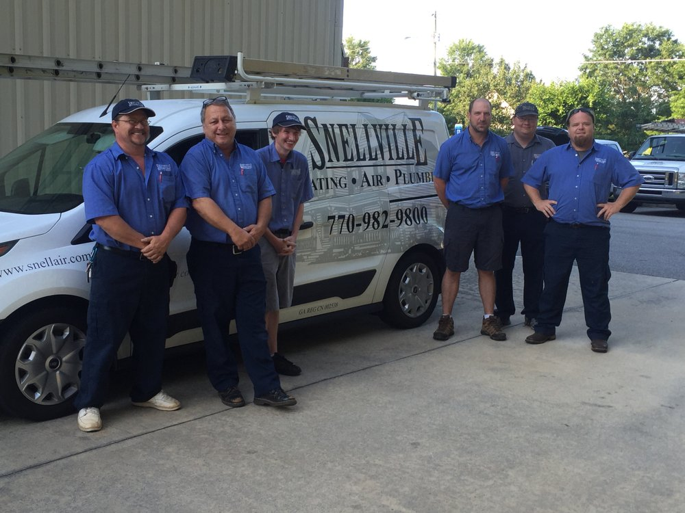 Snellville Heating, Air And Plumbing: 2071 Nunnally Farm Rd, Monroe, GA