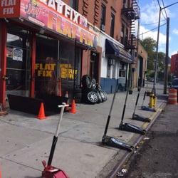 Jays Flat Fix - 151 Bruckner Blvd, Mott Haven, West Bronx