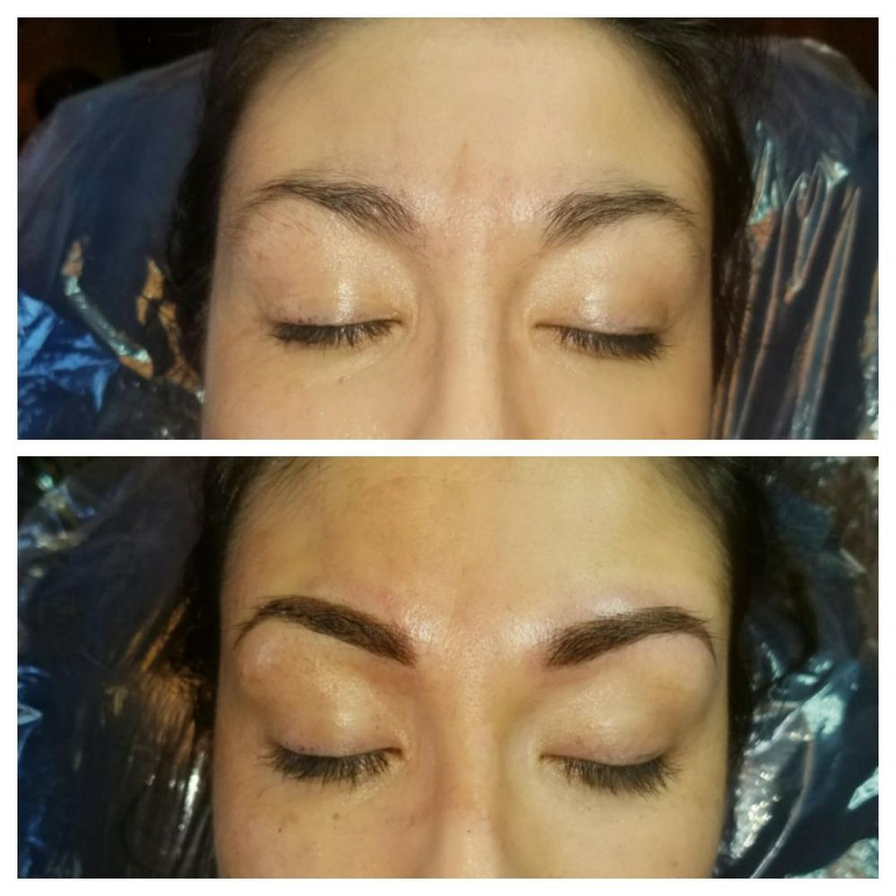 Jillian's permanent makeup and eyelash extensions: 135 Bridge St, Arroyo Grande, CA