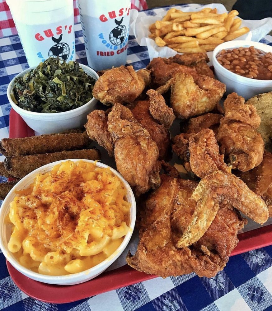 orld famous fried chicken - 874×1000