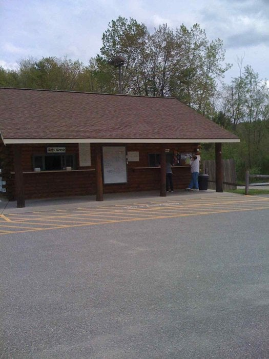 Snack Shack: 350 Ashley Falls Rd, Canaan, CT