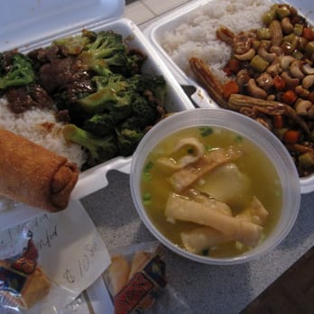 Chinese Food Yorkville Area