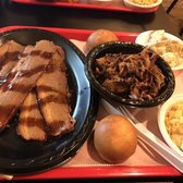 Photo Of Mackies Southern Bbq Frederick Frederick Md United States Combo