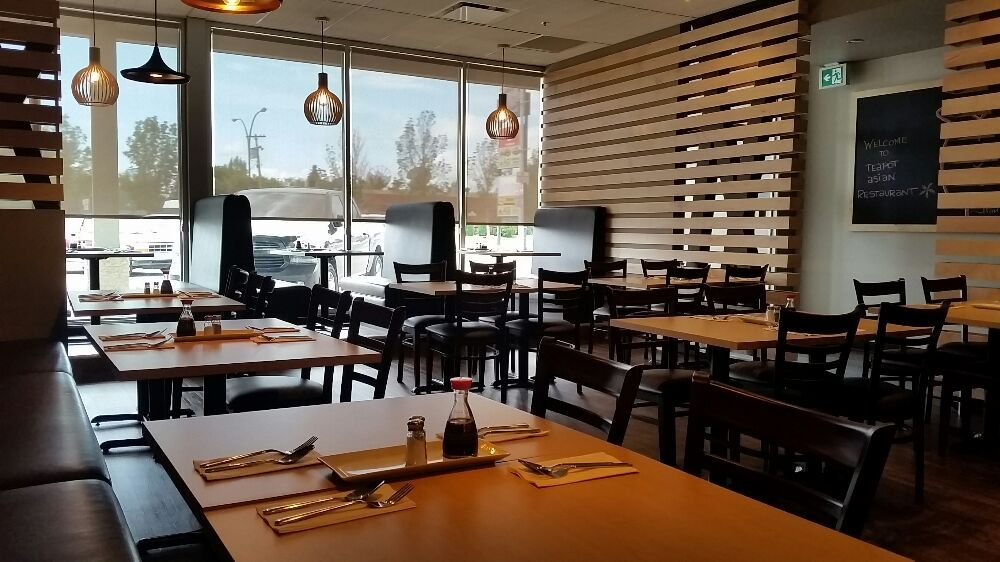 Teapot asian restaurant asian fusion 3 2410 22nd for Asian cuisine saskatoon