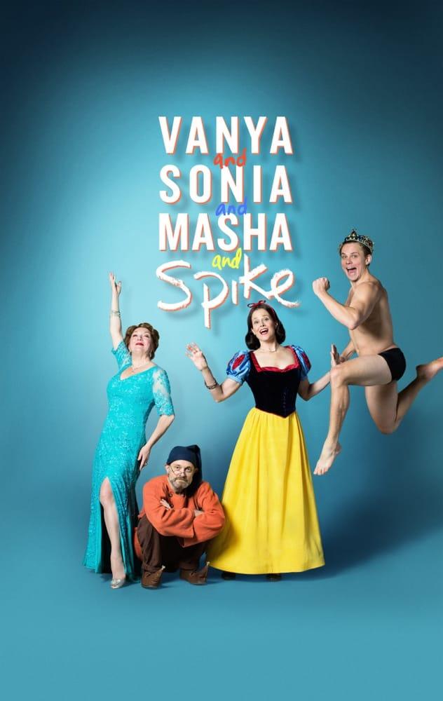 Vanya and Sonia and Masha and Spike