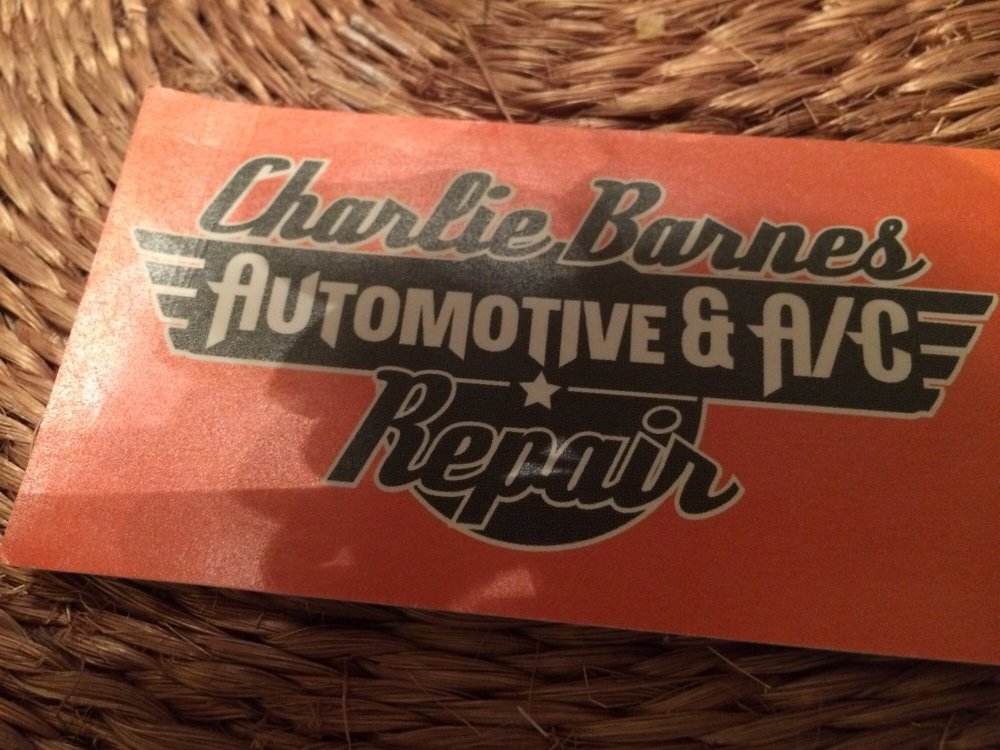 Charlie Barnes Automotive & A/C Repair: 72 E 9 Mile Rd, Pensacola, FL