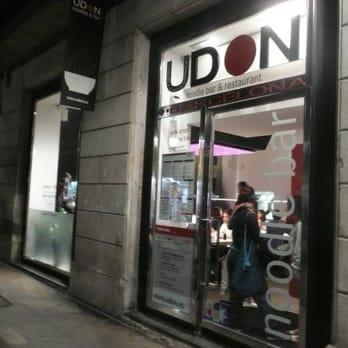 Udon 43 fotos y 26 rese as japon s carrer de la - Calle princesa barcelona ...