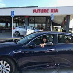 Perfect Photo Of FUTURE KIA OF CLOVIS   Clovis, CA, United States. 2016 KIA