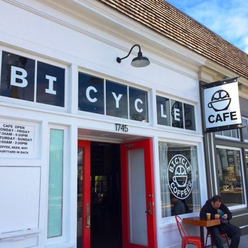 Bicycle Cafe Oakland Ca