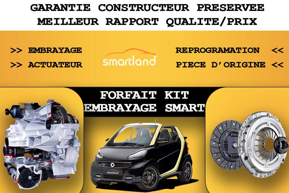 Garage smartland 10 photos auto repair 25 27 rue for Garage auto bon accueil saint denis