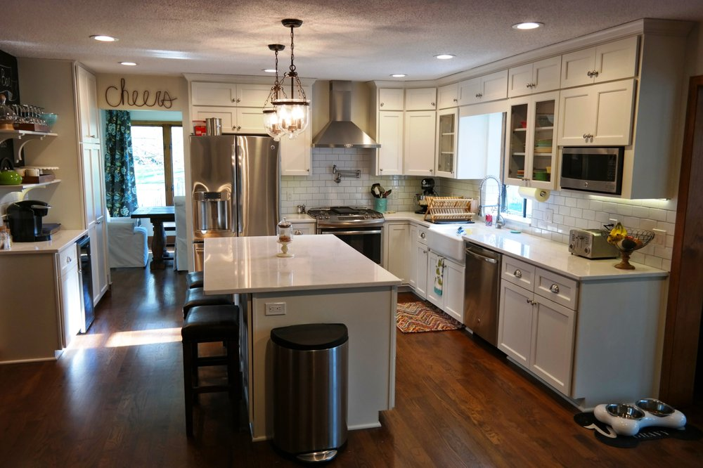 Beau Cabinet Refacing   Yelp