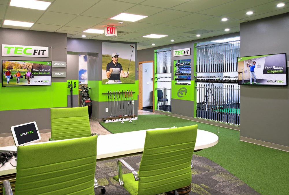 GOLFTEC - Halsted Row: 2847 N Halsted St, Chicago, IL