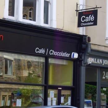 Rubicon Cafe And Chocolatier Desserts 26 Chandos Road Bristol
