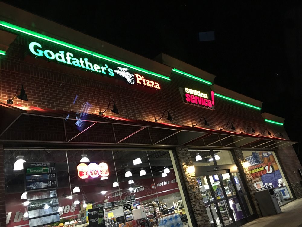 Godfathers pizza pizza 6029 nolensville pike for Dining in nolensville tn