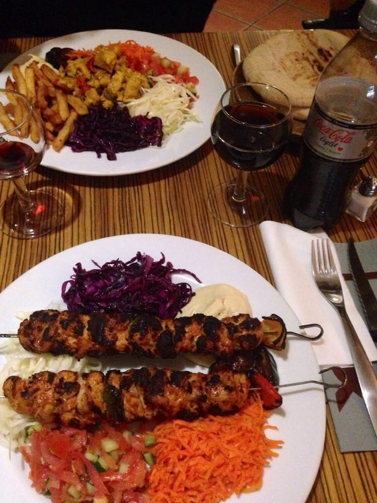 Au falafel 32 photos 60 avis cuisine orientale 5 - Cuisine des iles marseille ...
