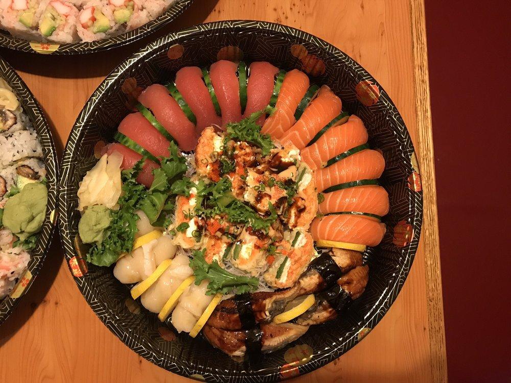 AJi Sushi Japanese Restaurant: 1620 Rte 22, Brewster, NY