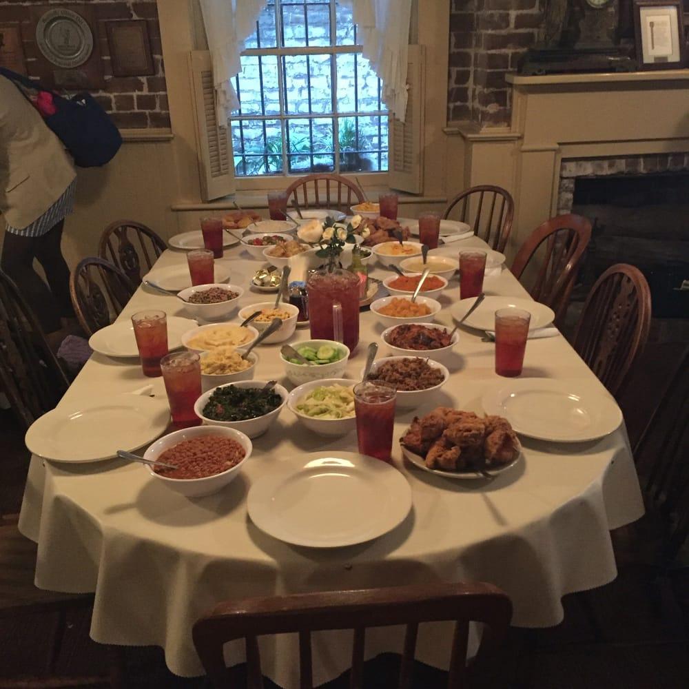 Mrs Wilkes Dining Room Savannah: Photos For Mrs. Wilkes' Dining Room
