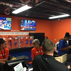 Photo Of Sky Zone Trampoline Park Virginia Beach Va United States