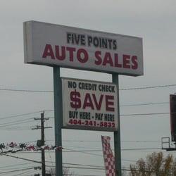 Five Points Auto Sales >> Five Points Auto Sales Auto Repair 4124 Covington Hwy