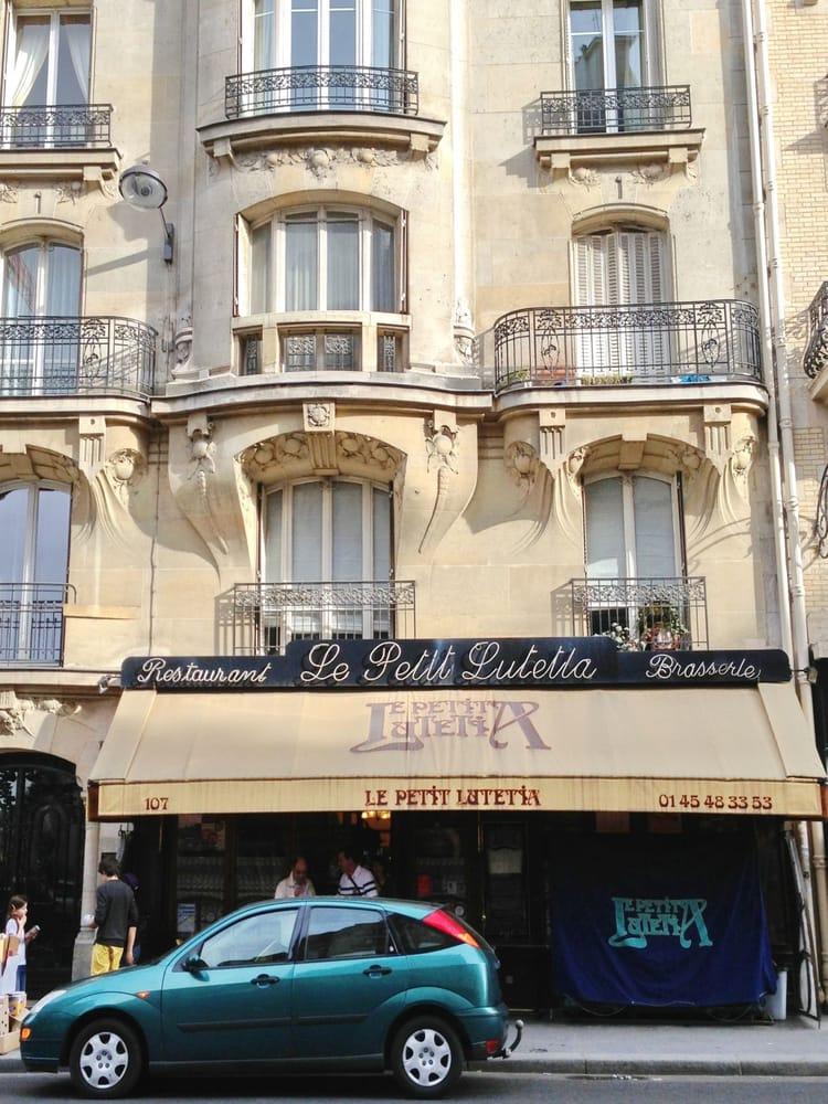 Le petit lutetia 22 photos 23 reviews french 107 rue de s vres p - Restaurant le paris lutetia ...