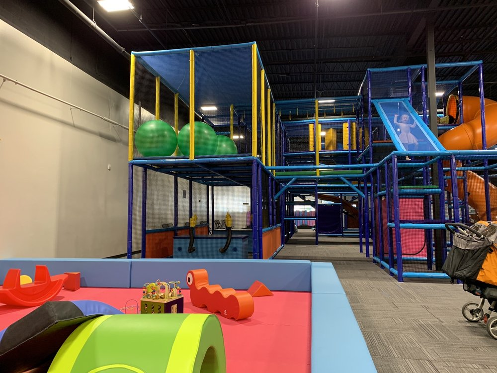 Kid Clubhouse: 865 W Central Ave, Springboro, OH