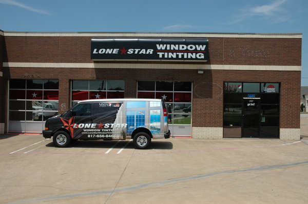 Lone Star Window Tinting 410 Grapevine Hwy Hurst Tx Automobile Gl Service Installation Mapquest