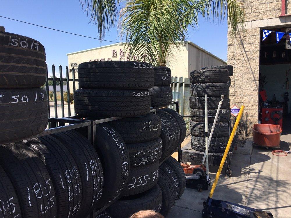 Juan Discount Tires: 1120 S G St, Perris, CA