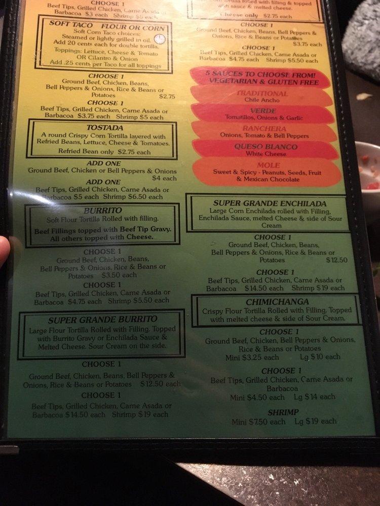 El Tipico Restaurant - 70 Photos & 71 Reviews - Mexican - 1444 South