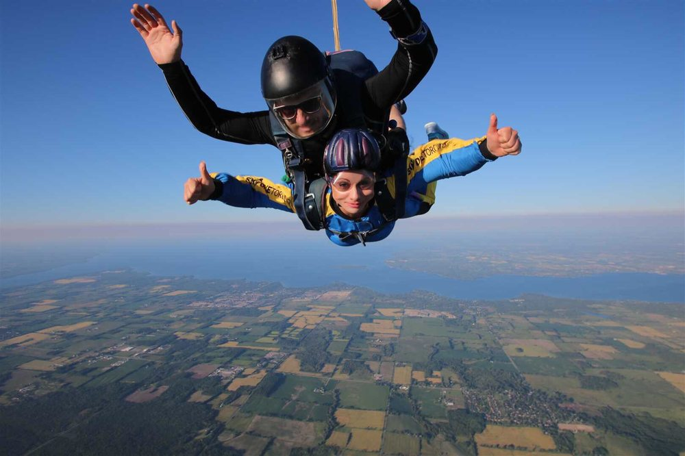 Skydiving in canada - Wing supply coupon code free shipping