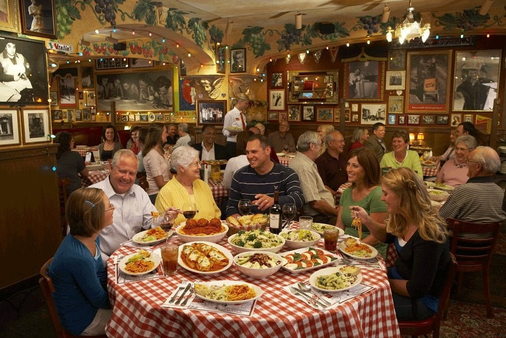 Buca Di Beppo Italian Restaurant Order Food Online 340 Photos