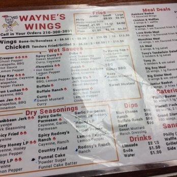Wayne's Wings - 376 Photos & 549 Reviews - Chicken Wings