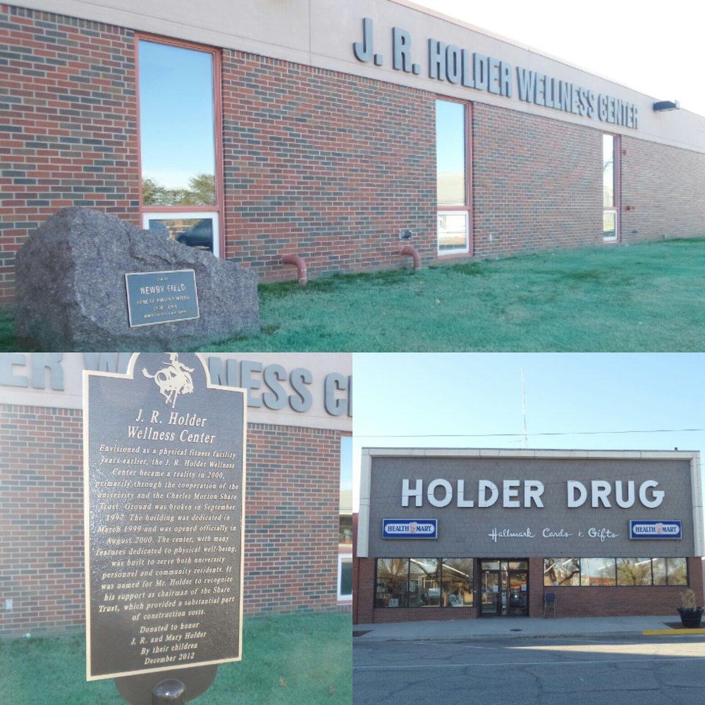 Holder Drug: 513 Barnes Ave, Alva, OK