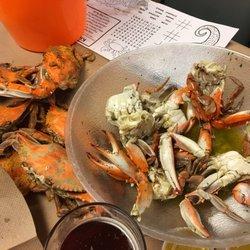 Photo Of Blue Ridge Seafood Restaurant Gainesville Va United States Crabs