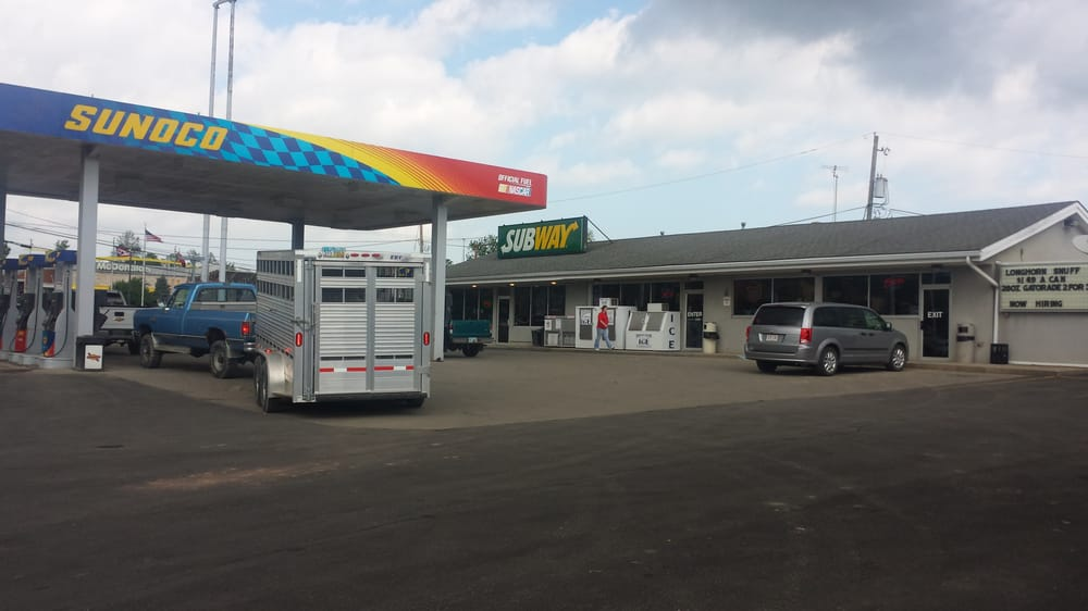 Singer Sunoco: 17010 McConnellsville Rd, Caldwell, OH