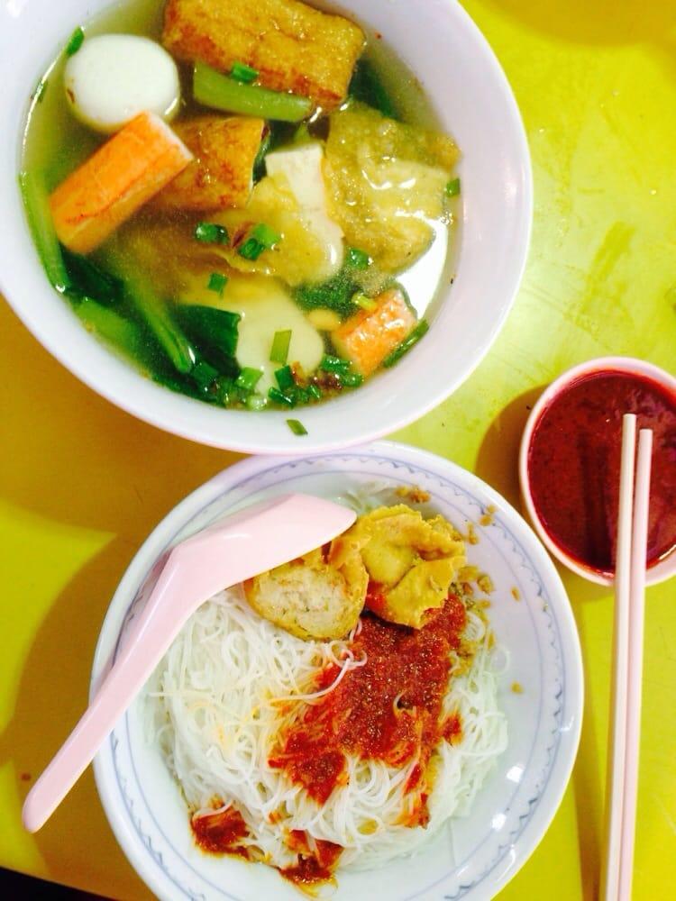 Whampoa Terminal Cafeteria Singapore