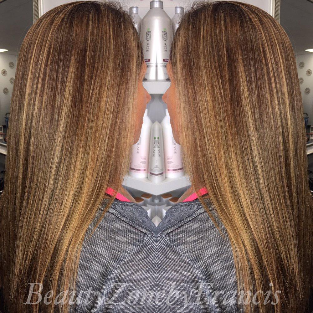 Light Brown Highlighted Hair Yelp