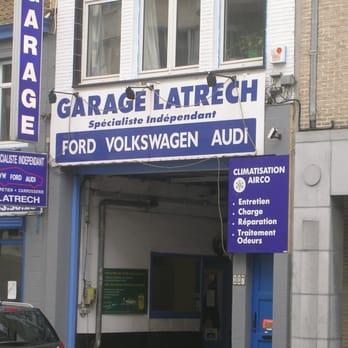 Garage Latrech Garages Ave De Roodebeek 117 Cite Linthout