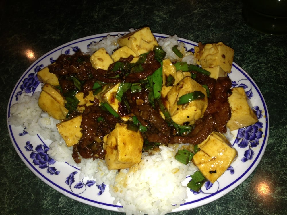 Food from Lakeview Chinese Restaurant