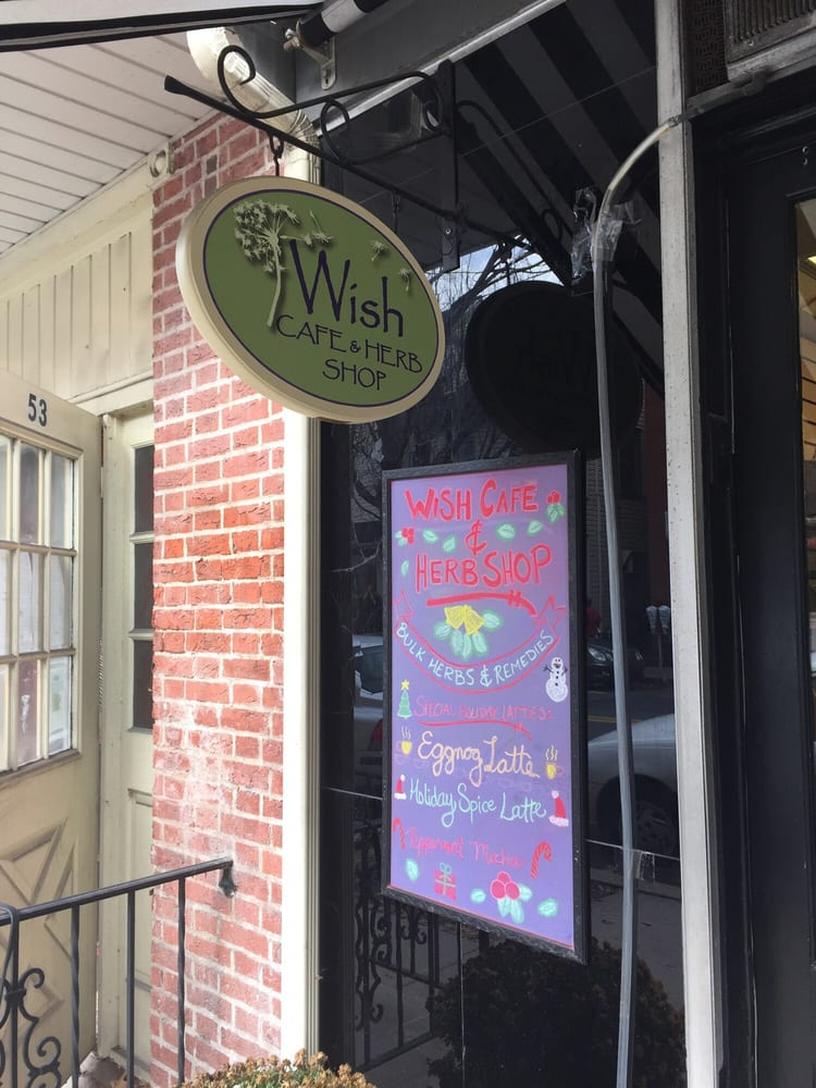 Wish Cafe and Herb Shop