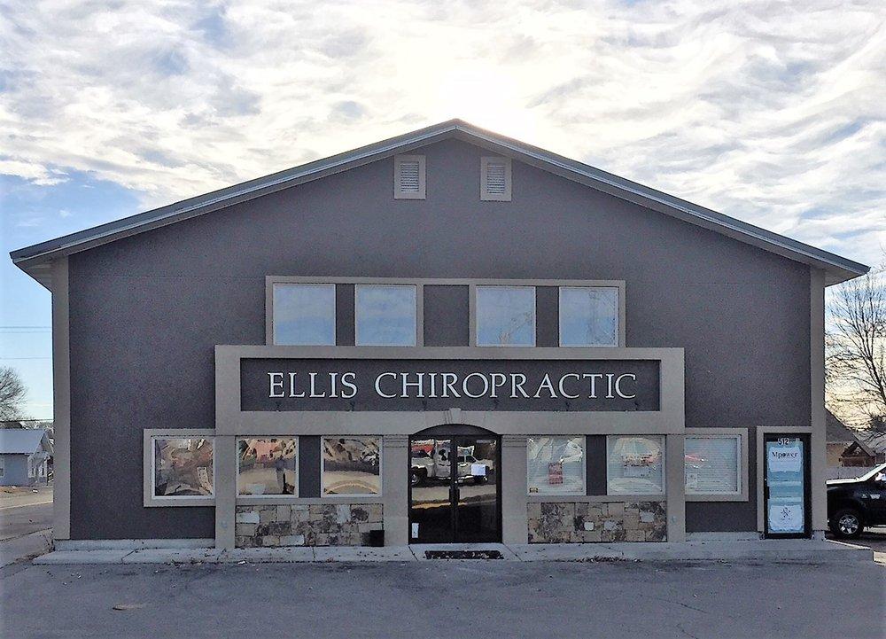 Ellis Chiropractic: 512 W Judicial St, Blackfoot, ID
