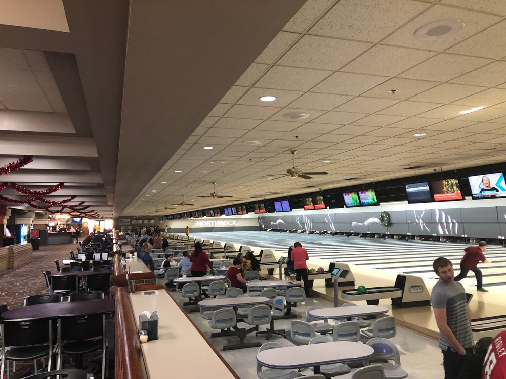 Northrock Lanes: 3232 N Rock Rd, Wichita, KS